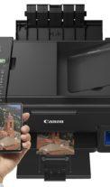 На рынок поступит новая линейка печатающих устройств Canon со встроенной СНПЧ