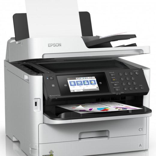Epson сообщил о выпуске четырех новых печатающих устройств для офиса