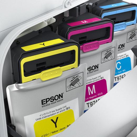 Epson сообщил о выпуске новых струйных принтеров и МФУ со сменными пакетами