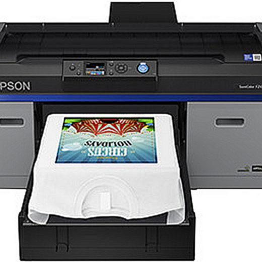 Epson SureColor SC-F2150 – новинка среди сублимационных принтеров