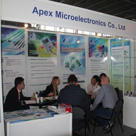 Компания Apex выпускает чипы для Epson SureColor