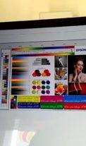Новое программное обеспечение для текстильных принтеров серии SureColor SC-F