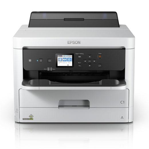 Epson WF-C5000 – экономная печать большими тиражами