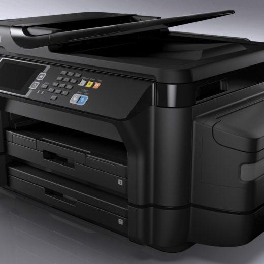 Устройства Epson обеспечивают выгодную двустороннюю печать на носителях формата А3+