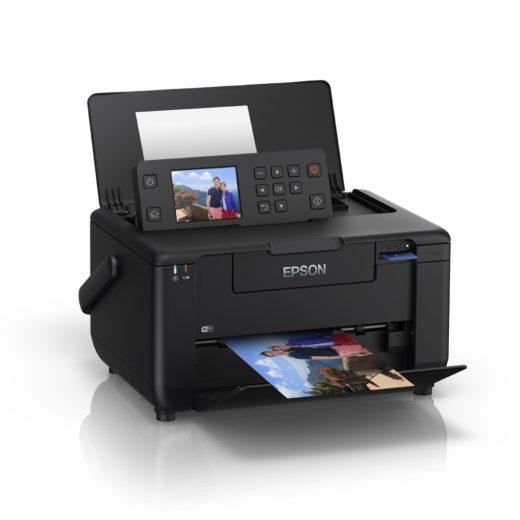 Фотопринтер нового поколения от Epson