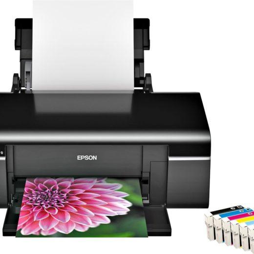 Продлеваем эксплуатационный срок принтера Epson